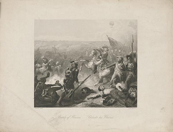 Albert Henry Payne, Matixais - Bitka pri Fleuruse