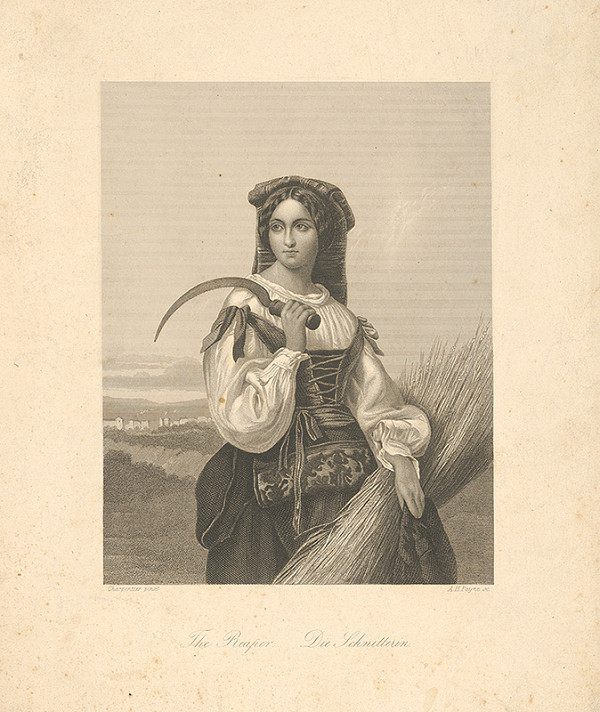 Albert Henry Payne, Georges Charpentier – Žnica