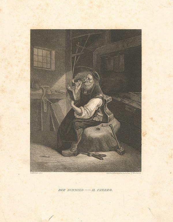 P. Wurster, Friedrich Hiddemann – Kováč