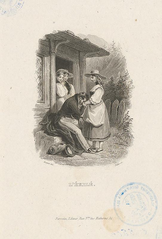Pierre Pellé, Francois Grenier – Vyhnaný
