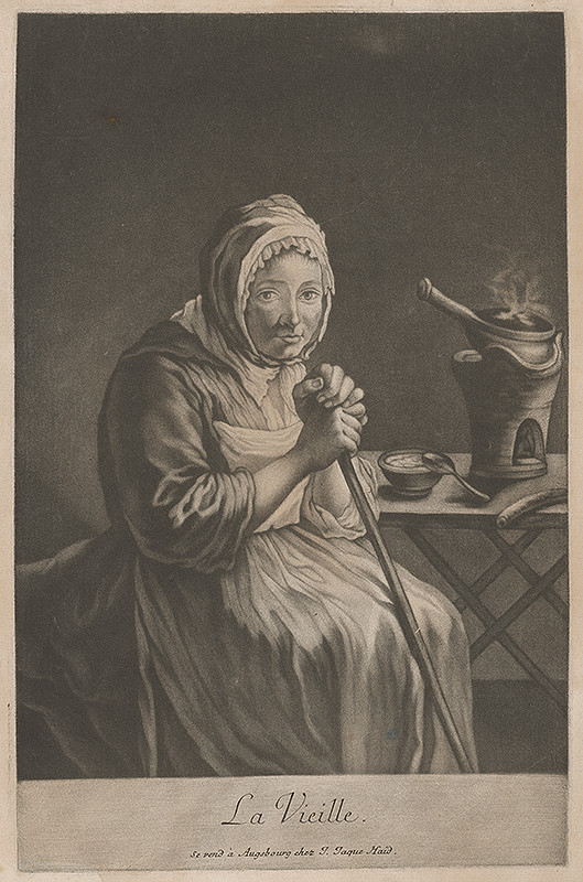 Johann Jacob Haid – Starena