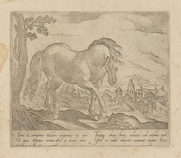 Antonio Tempesta - Kôň