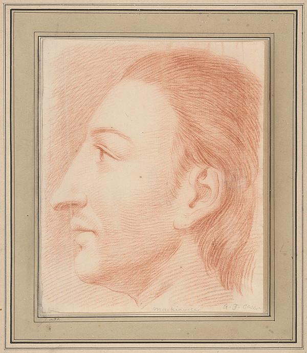 Adam Friedrich Oeser – Niccolo Machiavelli