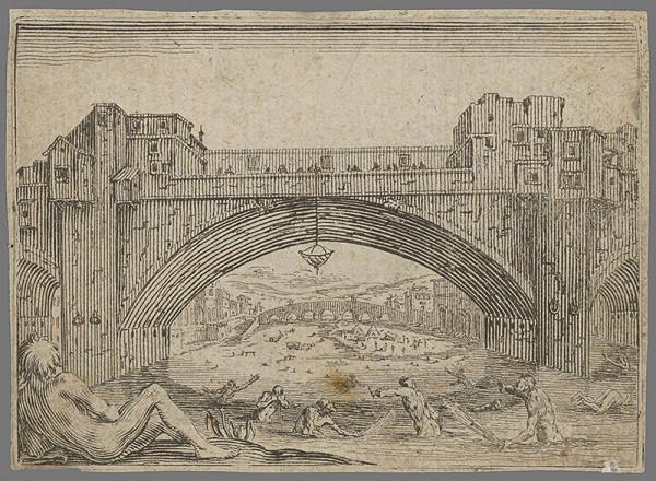 Stredoeurópsky grafik zo 17. storočia - Most