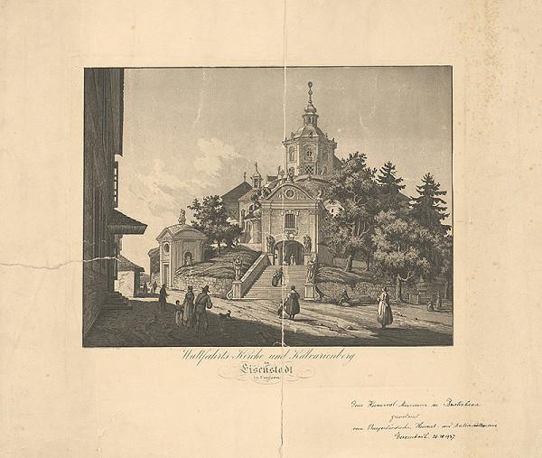 Michael Mayr - Kalvária a pútnický kostol v Eisenstadte