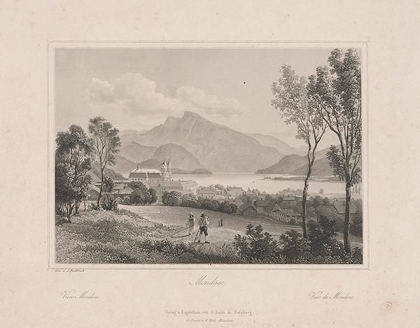 Johann Fischbach - Jazero Mondsee