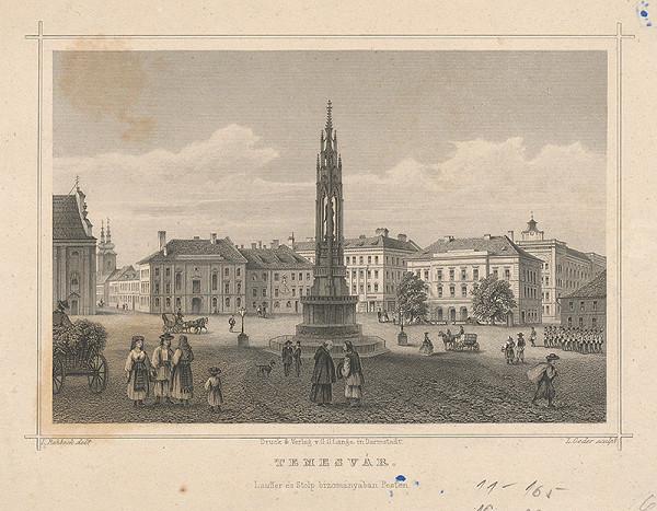 L. Oeder, Ludwig Rohbock – Pohľad na Temešvár