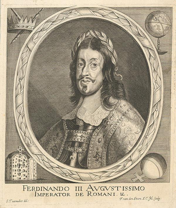 Franciscus van der Steen, Jacob Toorenvliet - Cisár Ferdinand III.
