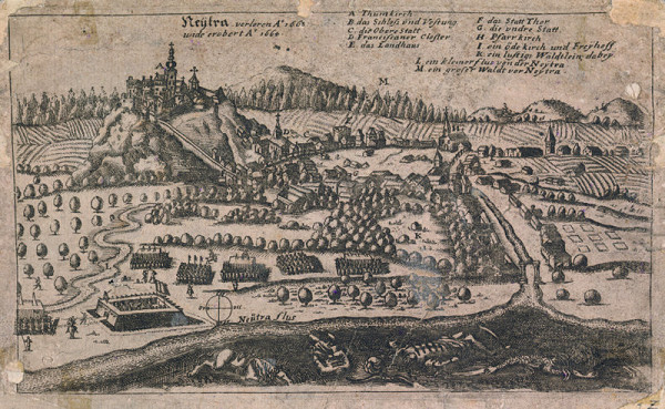 Stredoeurópsky grafik zo 17. storočia – Nitra