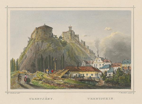 Johann Richter, Ludwig Rohbock – Trenčín