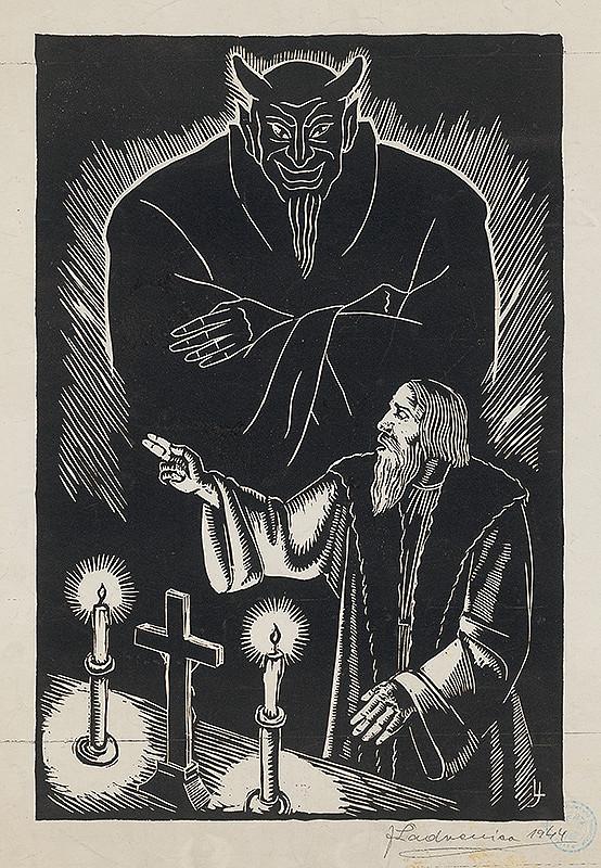 Ján Ladvenica – Faust