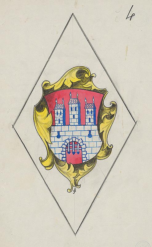 Ján Ladvenica - Bratislavský znak