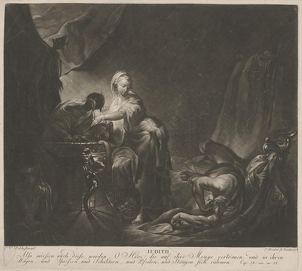 Joseph Kreutzer, Franz Xaver Carl Palko - Judita