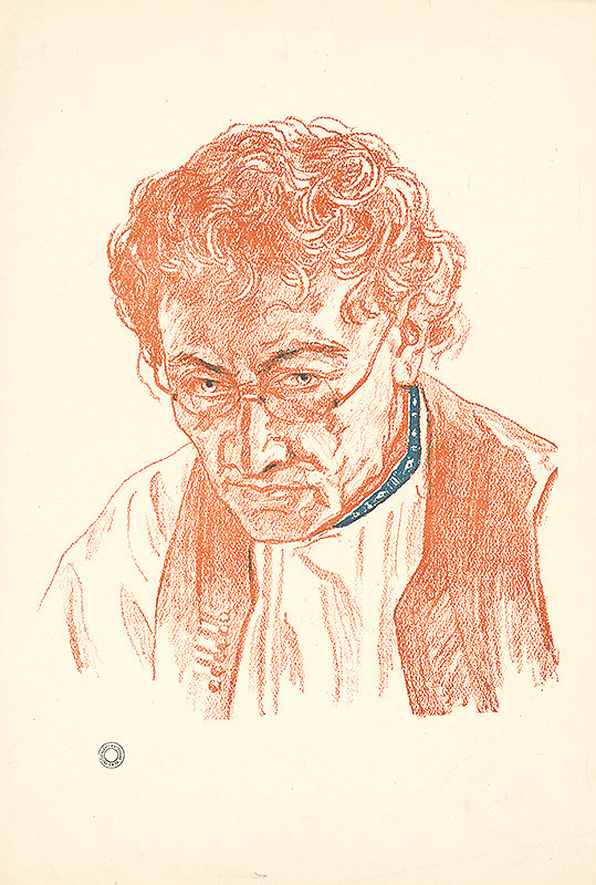 František Ondrúšek – Portrét muža