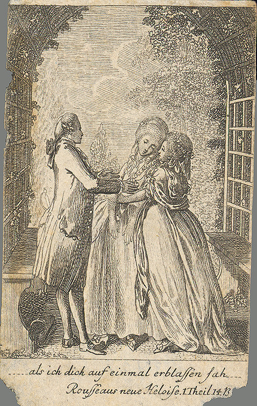Jean Baptiste a Clemence datovania