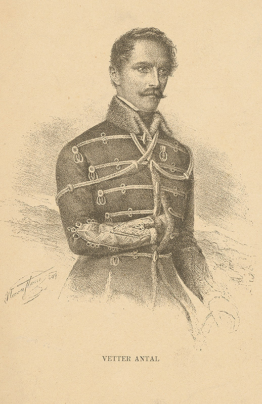 Giuseppe Marastoni – Vetter Antal