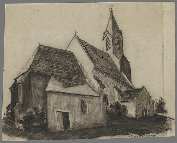 Ján Ladvenica – Kostol