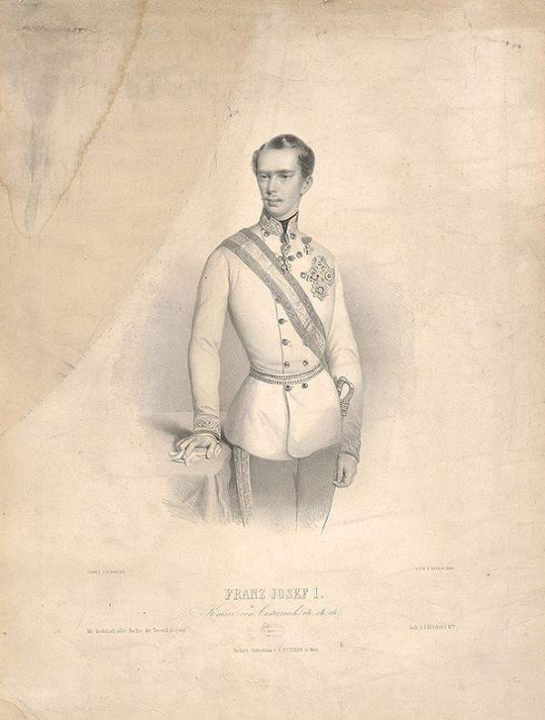 Joseph Kriehuber, Richard Schwager - František Jozef I.