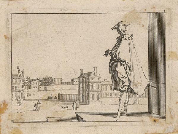 Jacques Callot – Pohľad na mesto