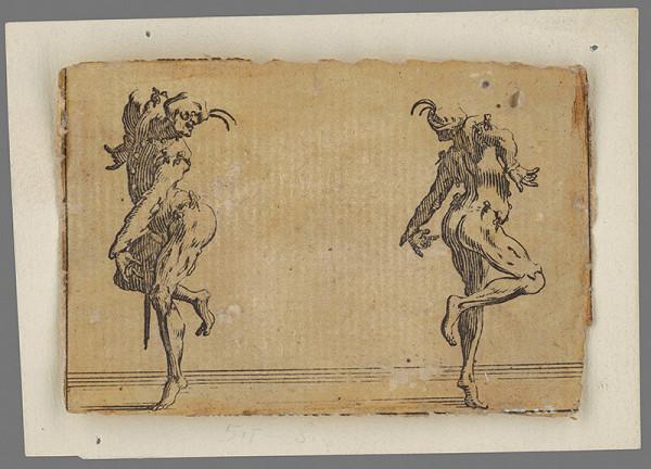 Jacques Callot – Tancujúci muži