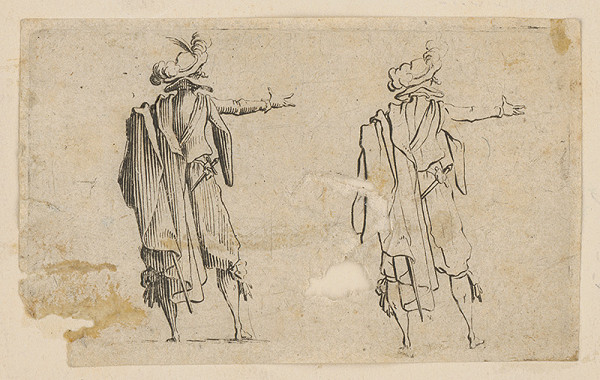 Jacques Callot – Rytier