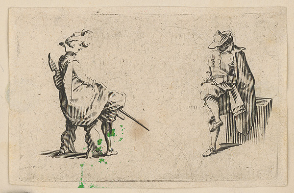 Jacques Callot - Rytier a maliar