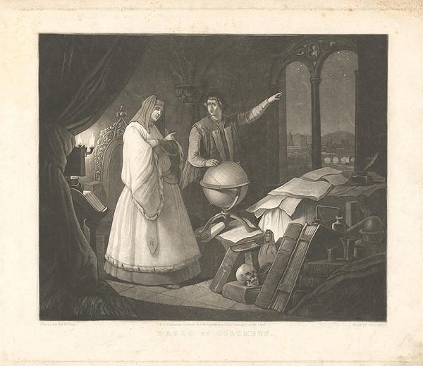 Christian Mayer, Anton de Perger - Paolo a Kolumbus