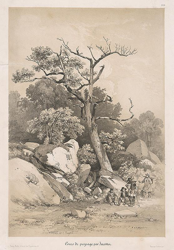 Jean Jacottet, Adolphe Jean Baptiste Bayot – Odpočinok