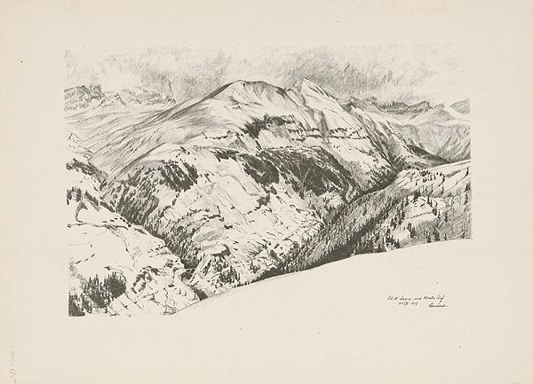 Robert Lénárd – Na horách
