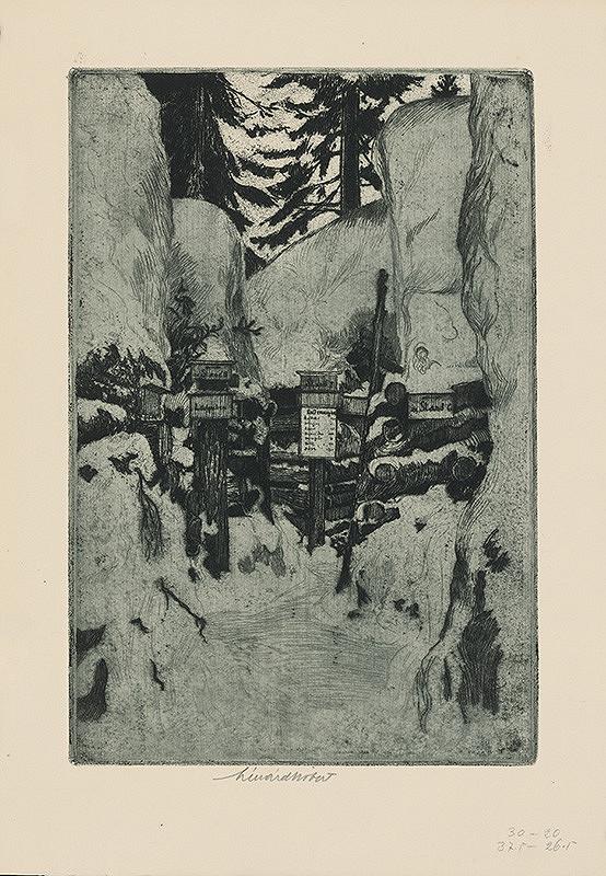 Robert Lénárd – Križovatka v horách
