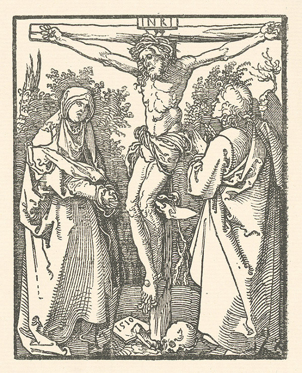 Albrecht Dürer – Kristus na kríži