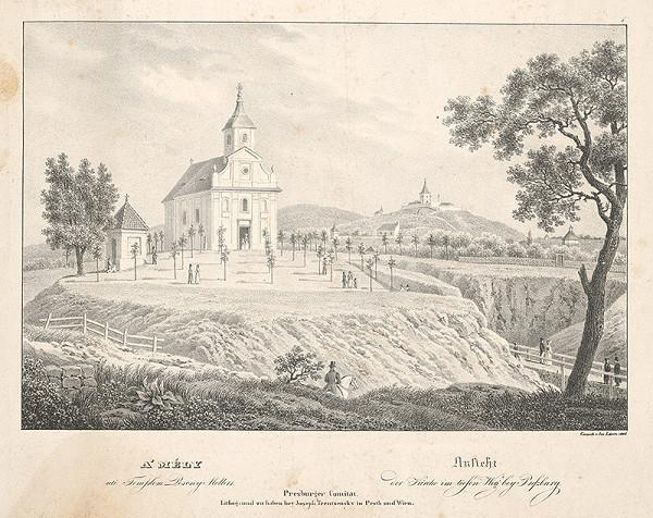 Jozef Anton Lántz – Kostol Panny Márie Snežnej na Hlbokej ceste v Bratislave