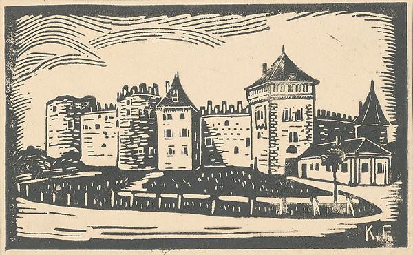 Karol Frech – Kežmarský hrad