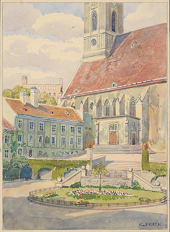 Karol Frech - Bratislava