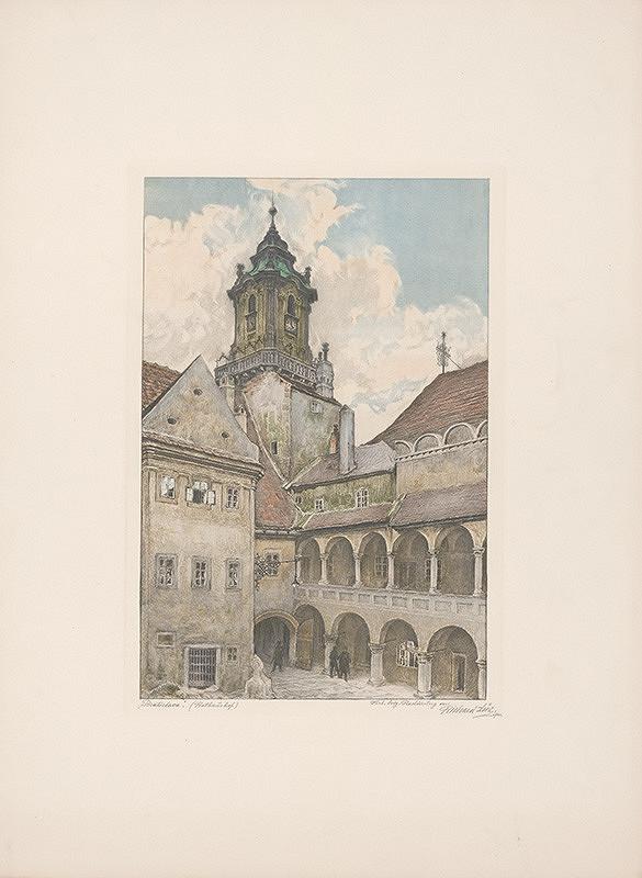 Richard Lux - Bratislava - Radničný dvor