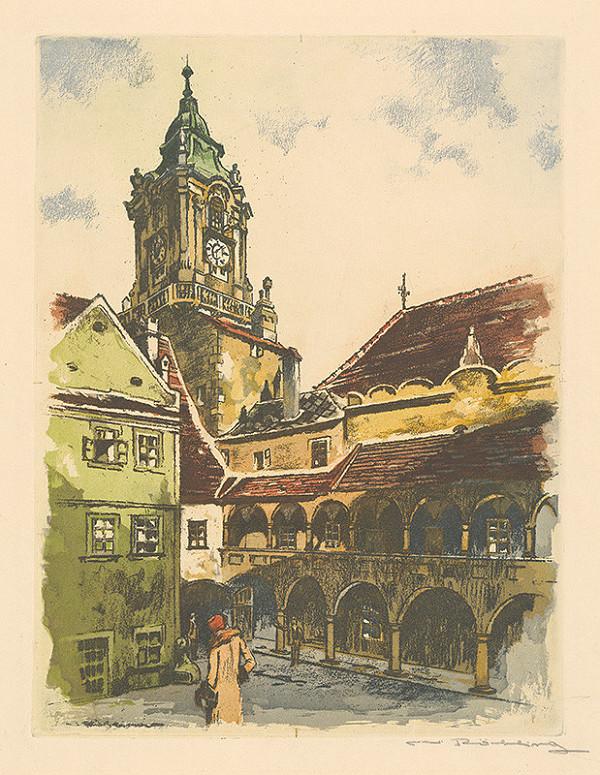 Carl Röhling – Bratislava - Radničné námestie