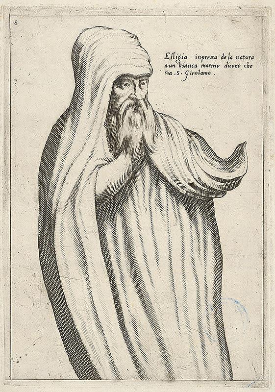Girolamo Da Cremona – Muž v plášti