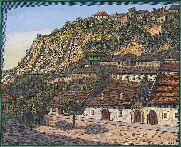 Karol Frech – Zuckermandel v Bratislave