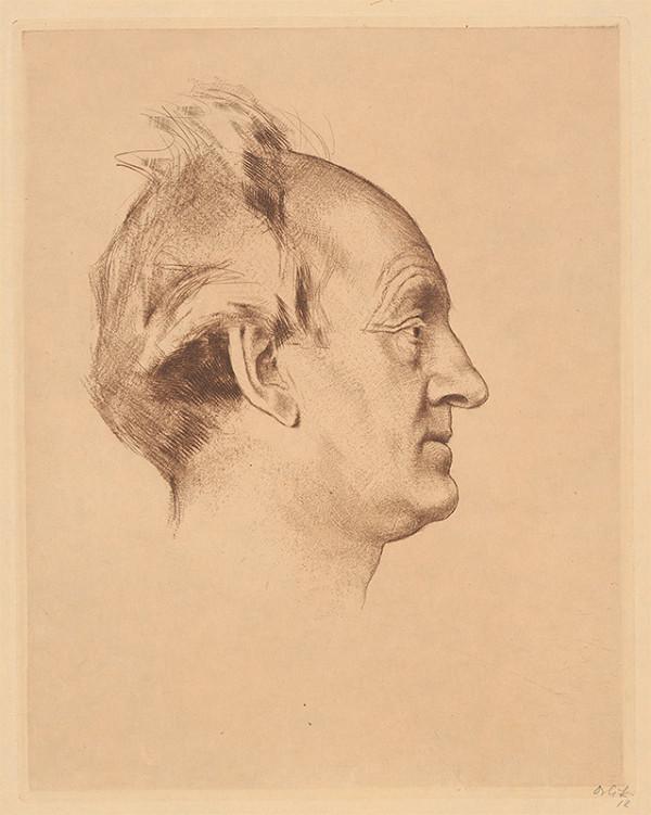 Emil Orlík – Hlava muža