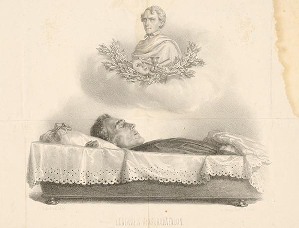 Miklós Barabás – Lendvay Márton (1807 - 1858)