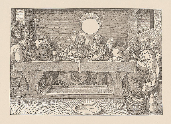 Albrecht Dürer – Posledná večera Pána