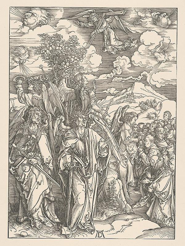 Albrecht Dürer – Výjav z Apokalypsy