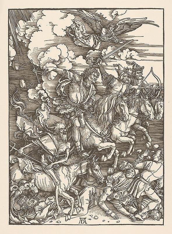 Albrecht Dürer – Apokalyptickí jazdci