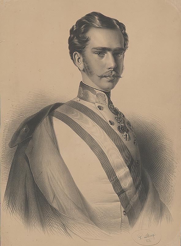 Adolf Dauthage - František Jozef I.