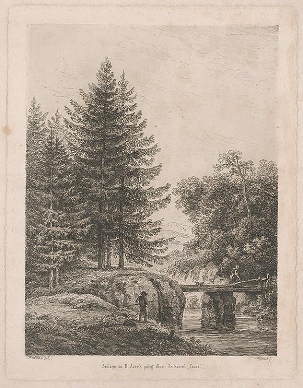 Joseph Mössmer, Martin von Melitor – Horská krajina