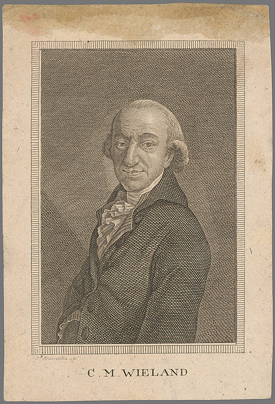 János Blaschke – Christoph Martin Wieland