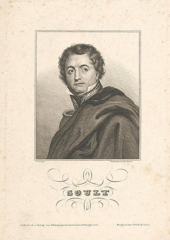 Johann Georg Nordheim, Gerard – Portrét Soulta
