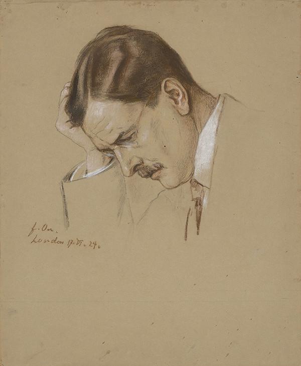 František Ondrúšek – Portrét muža - Setona Watsona