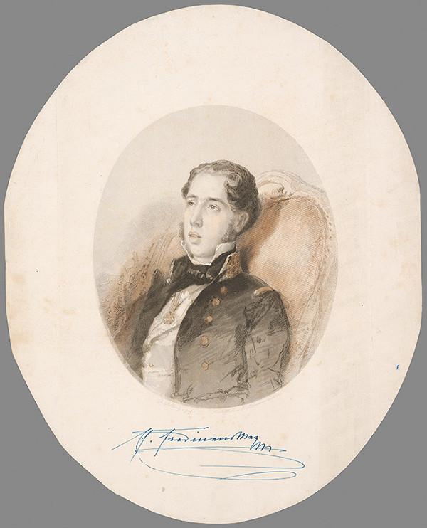 Joseph Selleny, Josef Axmann – Portrét Maximiliána I.