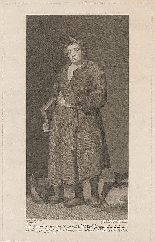 Sotomayor Manuel Esquivel, Leon Bueno, Diego Velázquez - Ezop